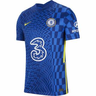 Maillot domicile authentique Chelsea 2021/22