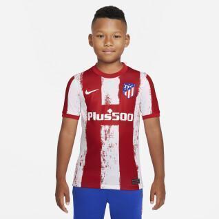 Maillot domicile enfant Atlético Madrid 2021/22