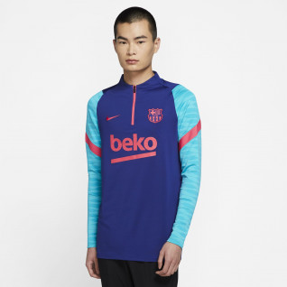 Haut d'entraînement FC Barcelona Strike 2020/21