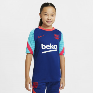 Maillot training enfant FC Barcelone Strike