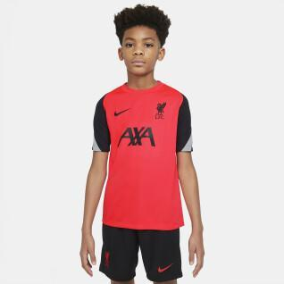 Maillot junior Liverpool Strike 2020/21