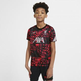 Maillot junior Liverpool  Dry 2020/21