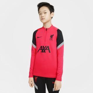 Sweatshirt enfant Liverpool Strike 2020/21