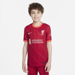 Maillot domicile enfant Liverpool FC 2021/22