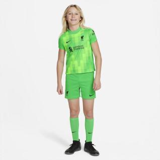 Ensemble gardien domicile enfant Liverpool FC 2021/22 LK