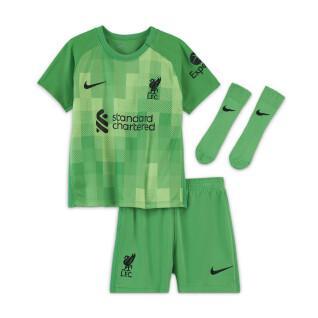 Ensemble bébé gardien Liverpool FC 2021/22