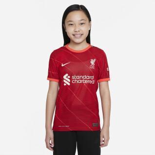 Maillot domicile enfant authentique Liverpool FC 2021/22