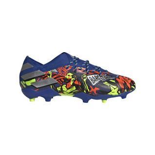 Chaussures kid adidas Nemeziz Messi 19.1 FG