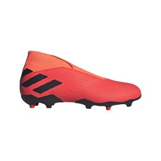Chaussures adidas Nemeziz 19.3 Laceless FG