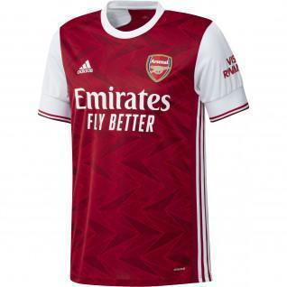 Maillot domicile Arsenal 2020/21