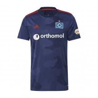 Maillot exterieur Hamburger SV 2020/21