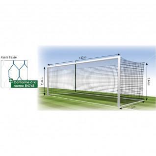 Filet football européen 4 mm MT 120 hexagonale Tremblay (x2)
