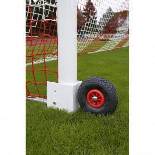 Roues pour but de football à 11 transportable Power Shot