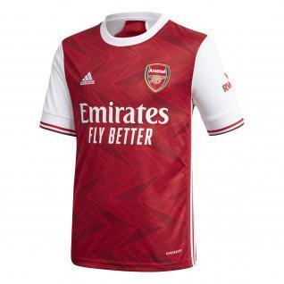 Maillot domicile junior Arsenal 2020/21