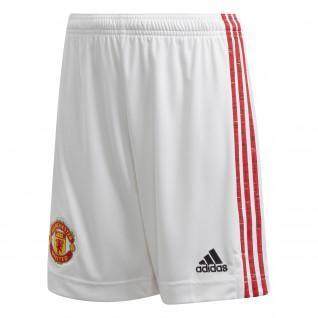 Short domicile junior Manchester United 2020/21