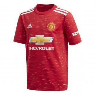 Maillot domicile enfant Manchester United 2020/21