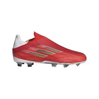 Chaussures de football enfant Adidas X Speedflow FG