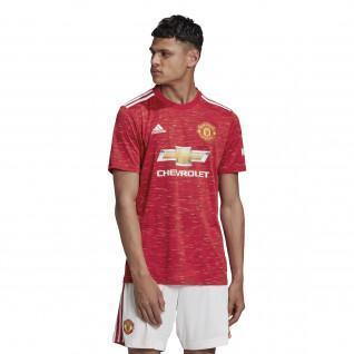 Maillot domicile Manchester United 2020/21