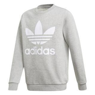 Sweatshirt enfant adidas Originals Trefoil