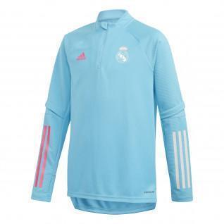 Training top enfant Real Madrid 2020/21
