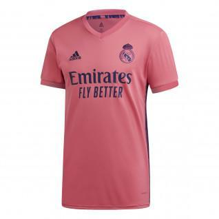Maillot extérieur Real Madrid 2020/21