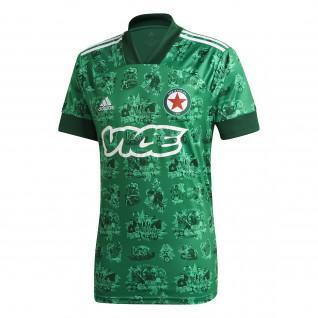 Maillot domicile Red Star 2020/21