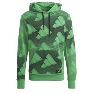 Sweatshirt adidas Men Sportswear AOP