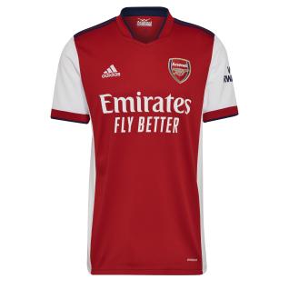 Maillot domicile Arsenal 2021/22