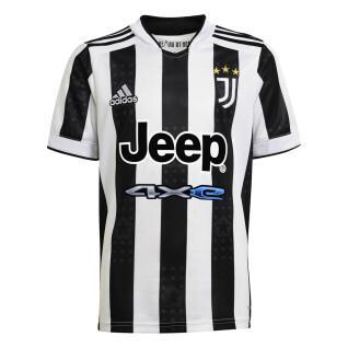 Maillot enfant domicile Juventus 2021/22