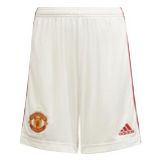 Short domicile enfant Manchester United 2021/22