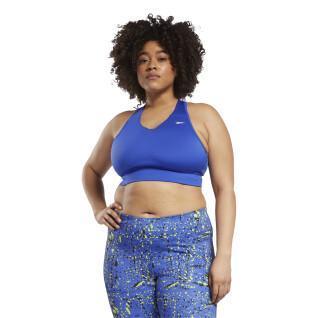 Brassière femme Reebok Running Essentials Sports (Grandes tailles)