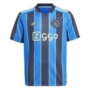 Maillot enfant Ajax Amsterdam extérieur 2021/22