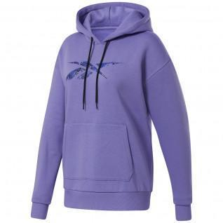 Sweatshirt à capuche femme Reebok Modern Safari