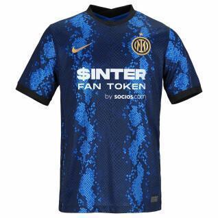 Maillot domicile Inter Milan 2021/22