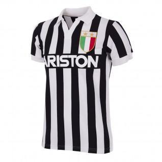 Maillot Copa Juventus Turin 1984/85
