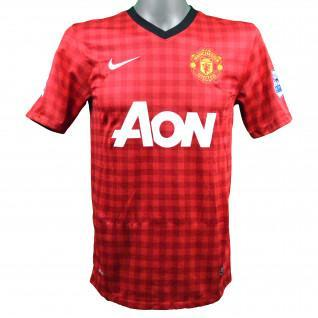 Maillot domicile Manchester United 2012/2013 Van Persie