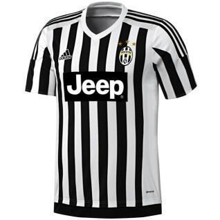 Maillot domicile Juventus 2015/16 Pogba