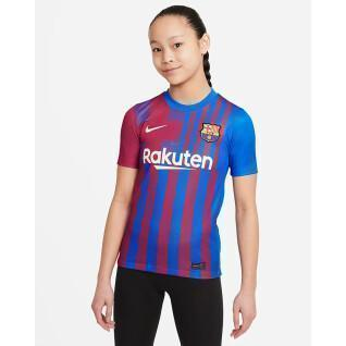 Maillot domicile enfant FC Barcelone 2021/22