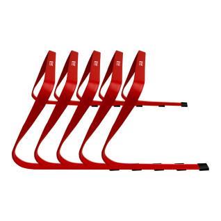 Obstacles flexibles d'agilité et de vitesse hauteur 23cm Pure2Improve