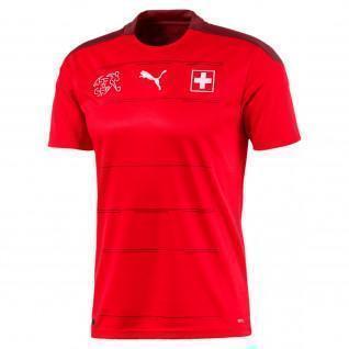 Maillot domicile Suisse 2020