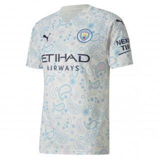 Maillot third Manchester City 2020/21