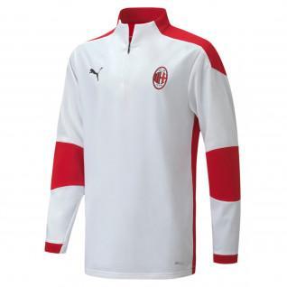 Sweatshirt d'entrainement enfant AC Milan 2020/21