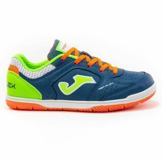 Chaussures enfant Joma Top Flex 2033 PETROLEO LACES