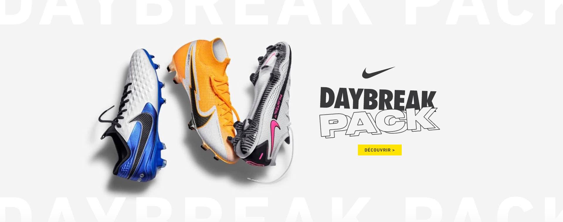 Chaussures de football Nike Daybreak Pack