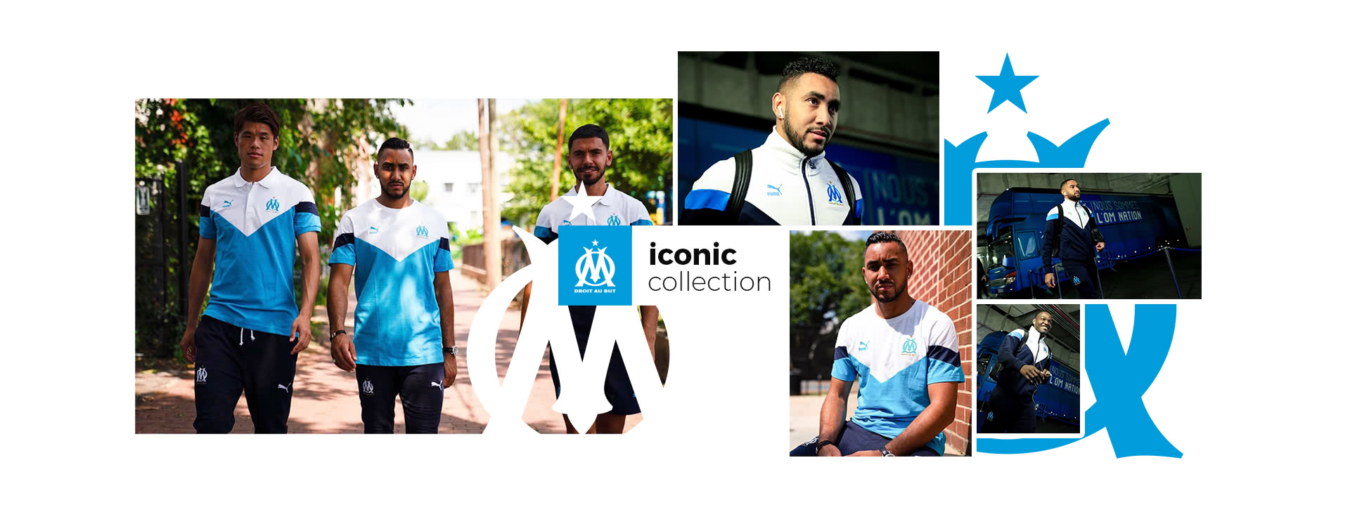 Iconic collection OM