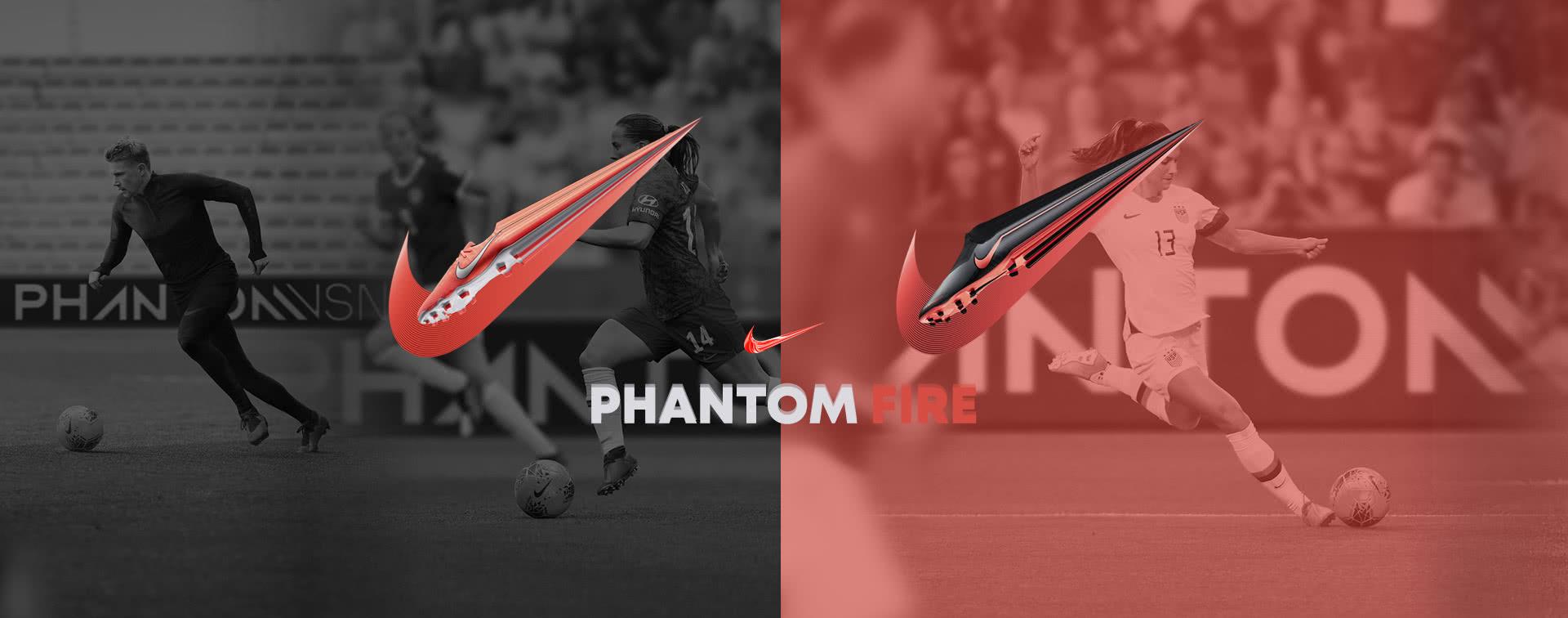 Chaussures Nike Phantom Fire