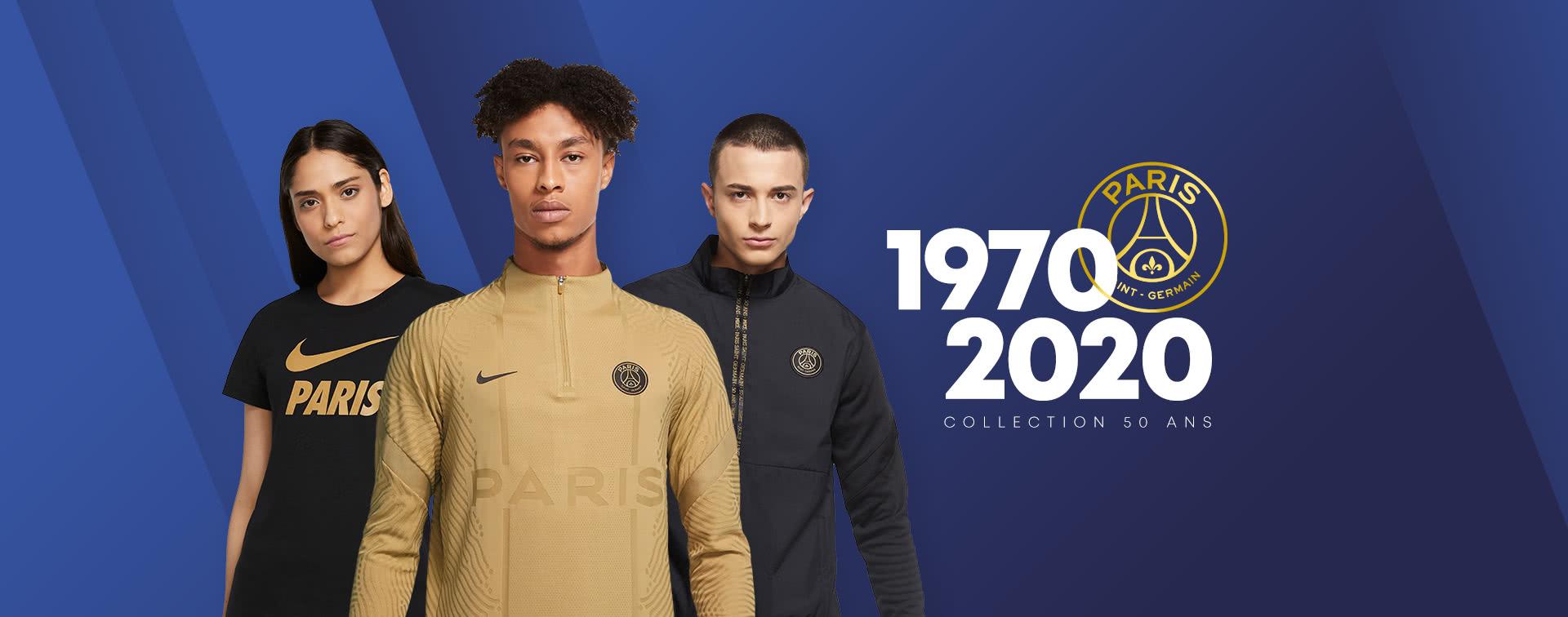Maillots PSG 2020/21