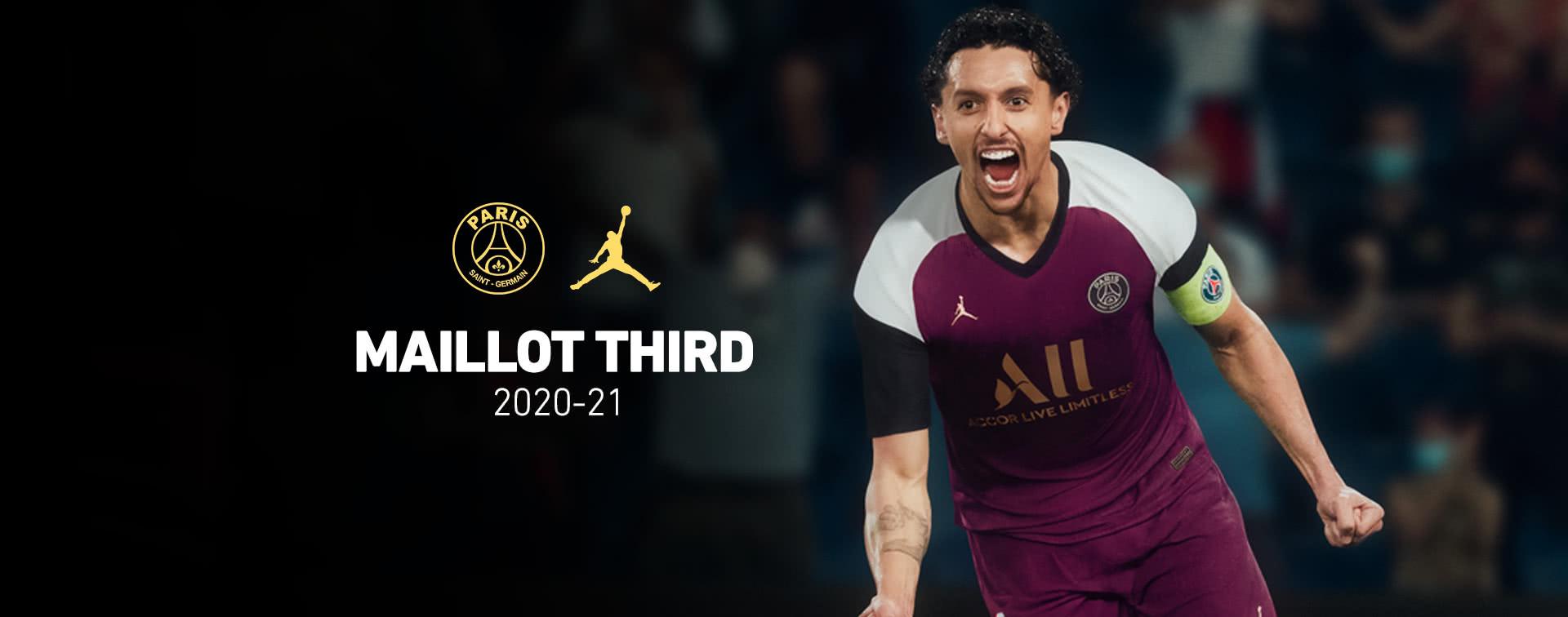 Maillot third PSG 2020-2021
