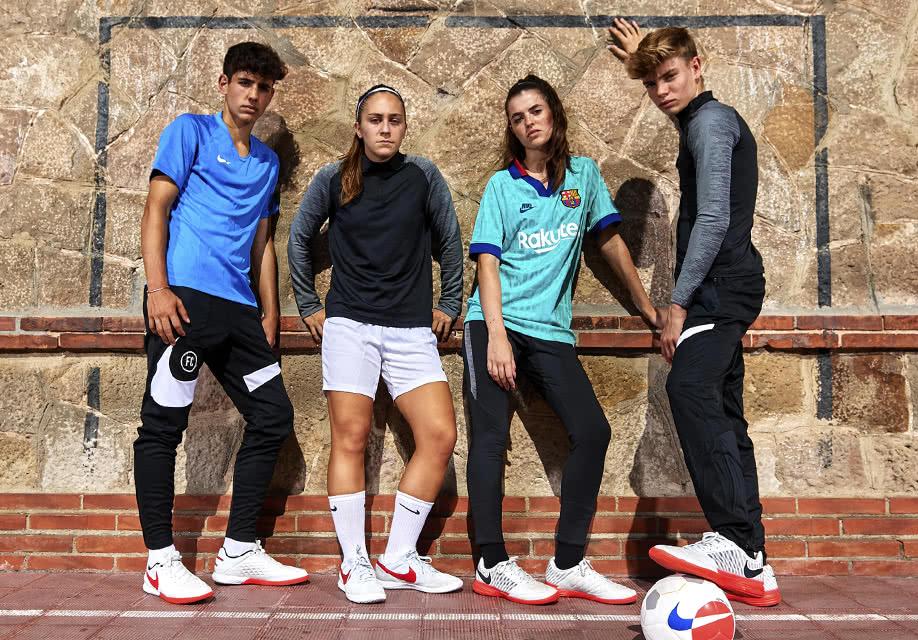 Small sided : les nouvelles chaussures pro du Futsal